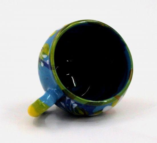 Керамическая чашка ручной работы (75)