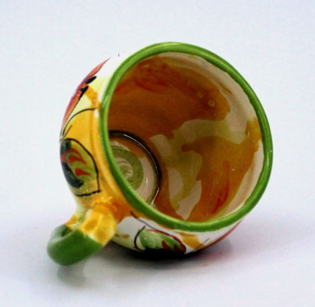 Handmade stoneware mug (61)