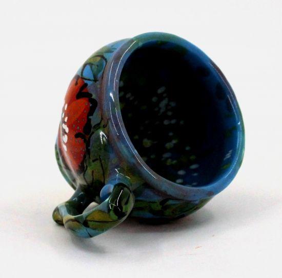Handmade stoneware mug (83)