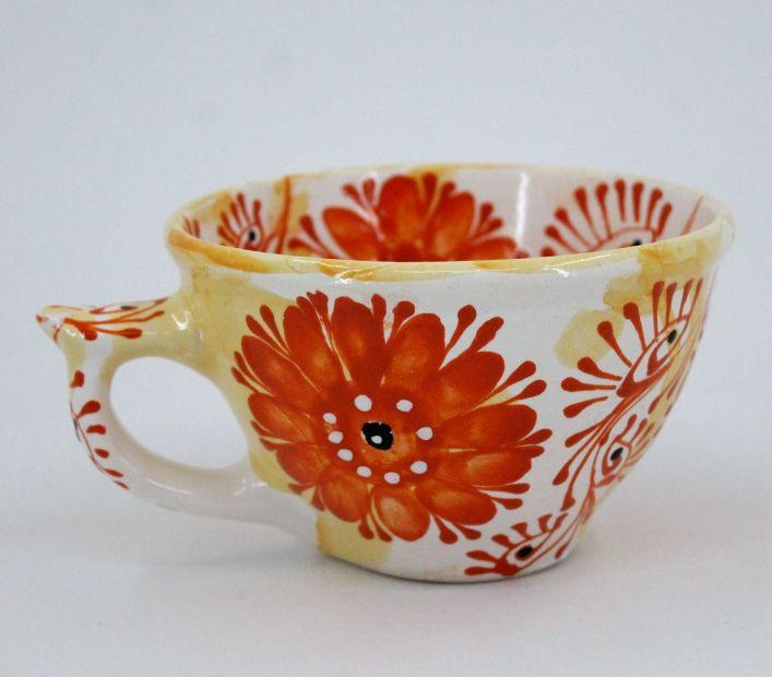 Handcrafted pottery mug (33)