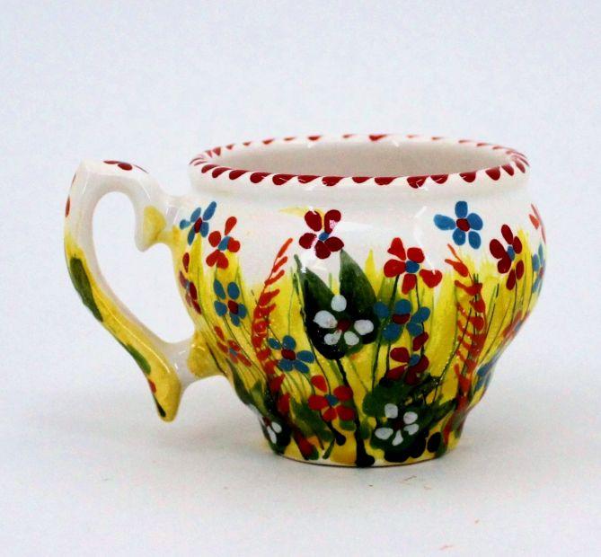 Handmade stoneware mug (71)
