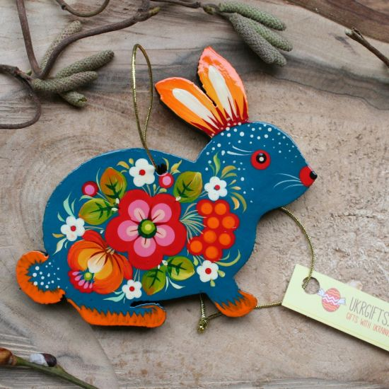 Easter Bunny decoration - Easter tree ornaments
