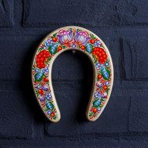 Decorative horseshoe - home lucky charm