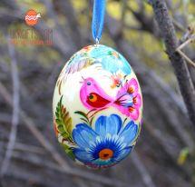 Easter egg tree decoration - ukrainian eggs - pysanky