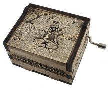 Musical hurdy-gurdy with the Ukrainian volk song Nase Galia vodu