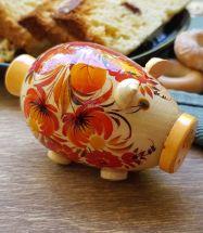 Pigg - salt und pepper shaker
