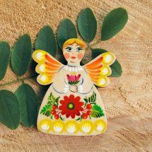 Nice angel magnet for the fridge